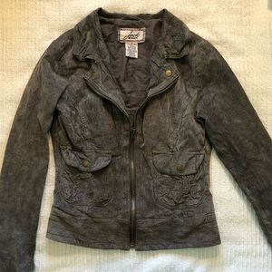 Jack by bb Dakota 100% Leather Jacket